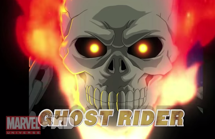 """Spirit of Vengeance,"" is the first time fan-favorite Ghost Rider appears on Marvel's Hulk and the Agents of S.H.I.E.L.D."