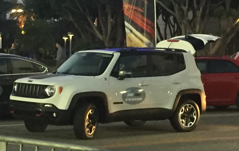 Car Talk 2016 Jeep Renegade Trailhawk
