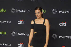 Chicago Med's Torrey DeVitto is one of the newest stars on Dick Wolf's shows.