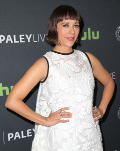BEVERLY HILLS, CA – April 14, 2016: Rashida Jones arrives at PaleyLive: An Evening with Angie Tribeca on April 14, 2016 at The Paley Center for Media in Beverly Hills. © Imeh Bryant for the Paley Center
