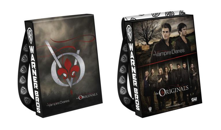 VAMPIRE DIARIES-THE ORIGINALS 2016 Comic-Con Bag