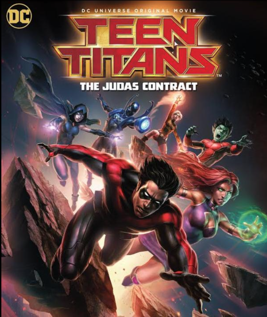 See the World Premiere of Teen Titans: The Judas Contract at Wondercon