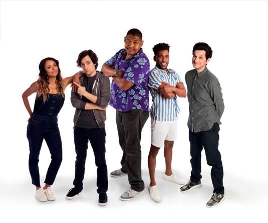 Teenage Mutant Turtle has a new Nickelodeon series