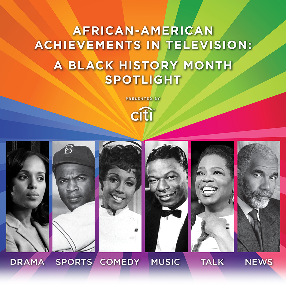 a history of african american roles in television The thesis paper entitled the cosby show and its role in breaking stereotypes analyzes the way in which bill cosby used the huxtable family as a means to destroy stereotypical images ofafrican-americans.
