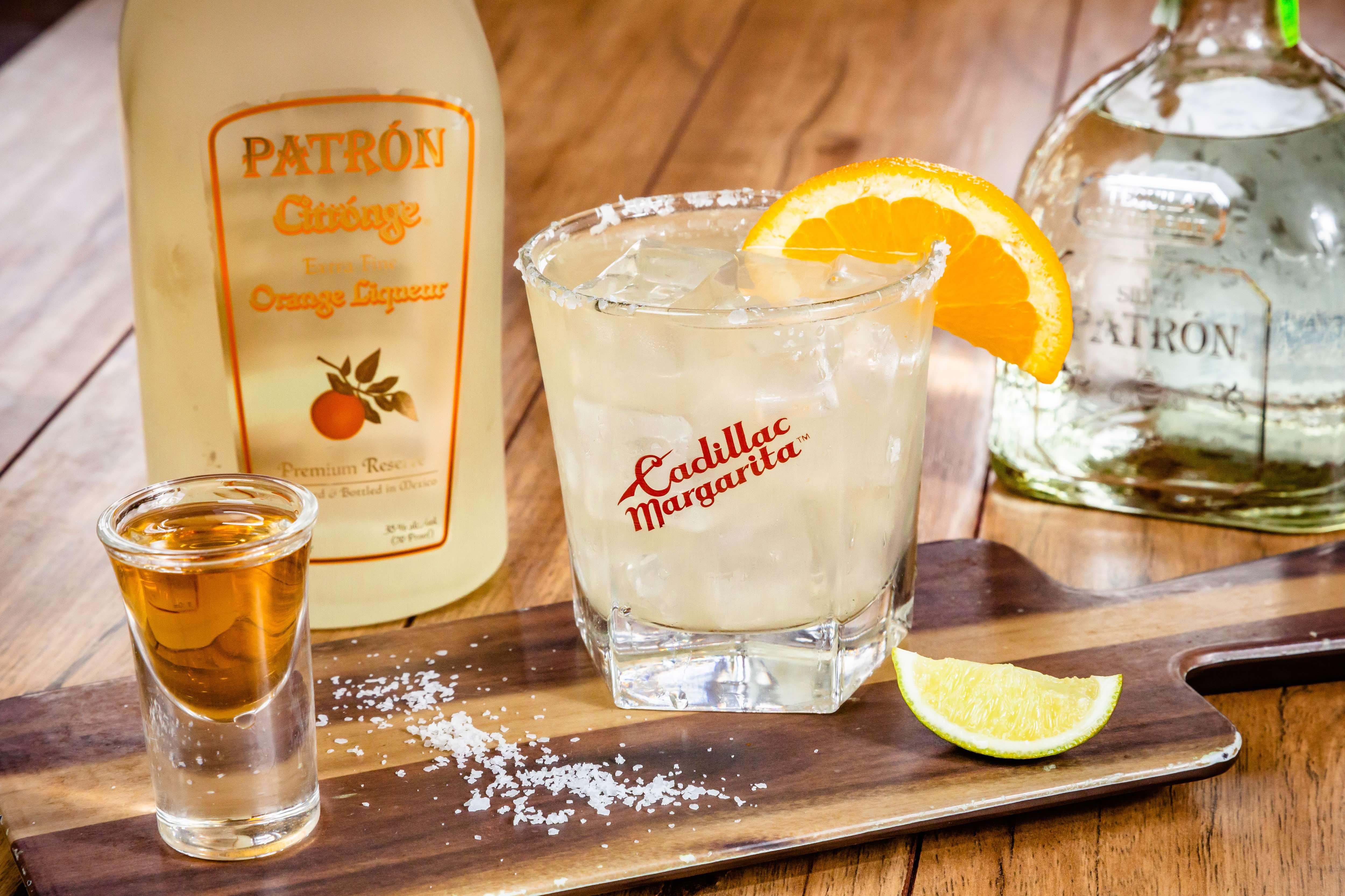 Patrón Citrus Cadillac Margarita