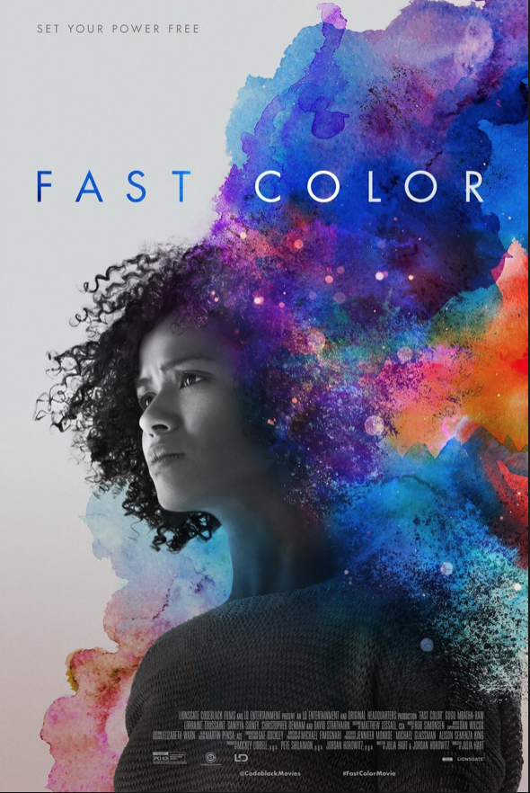 Fast Color Review   Cherry at the Movies