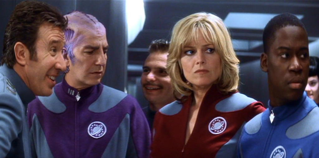By Grapnor's hammer I will see Galaxy Quest™ in Concert