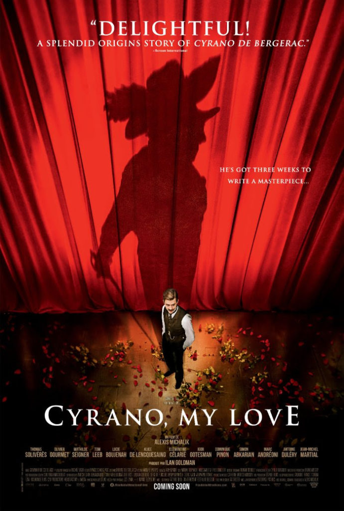 The man behind Cyrano