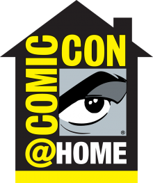 SDCC@Home Friday Schedule