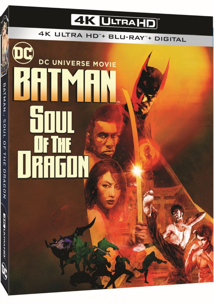 Batman: Soul of the Dragon is my kind of movie!