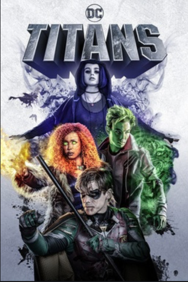 Titans is on HBO Max