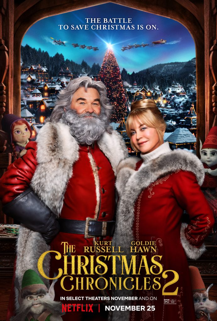 The Christmas Chronicles 2 – Cherry at the Movies Review