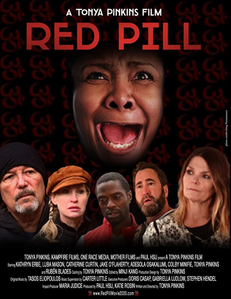 Red Pill – the timely horror film